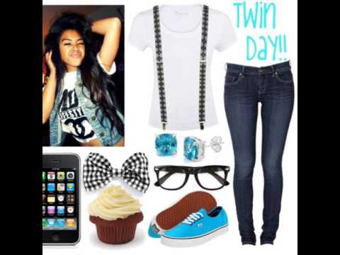 twin day outfits - YouTube
