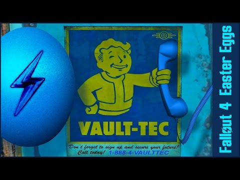 You can call Vault-Tec from Fallout 4! — Xtra Kredit on the Skooled Zone