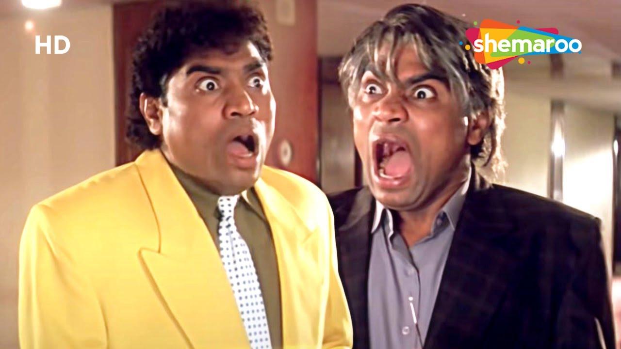 Best Hindi Comedy Scenes | Hadh Kar Di Aapne | जोहनी लीवर का झूट पकड़ा गया | Govinda - Rani Mukherji