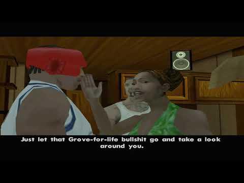 GTA San Andreas Walkthrough - Mission #33 - King In Exile