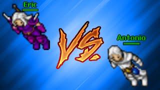 Young Eric vs. Antonio the Legend