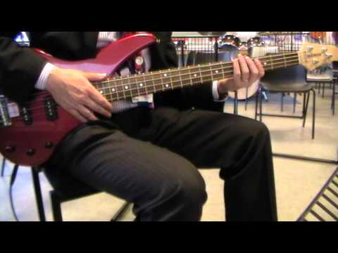 Advanced Higher BASS GUITAR Somebody To Love DEMO