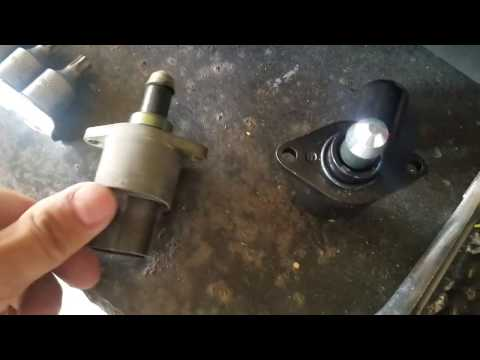 Jeep Cherokee XJ, rough idling issues and idle air control valve change (more idle issues)
