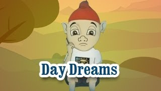 Day Dreams | Panchatantra Tales | English Animated Stories For Kids