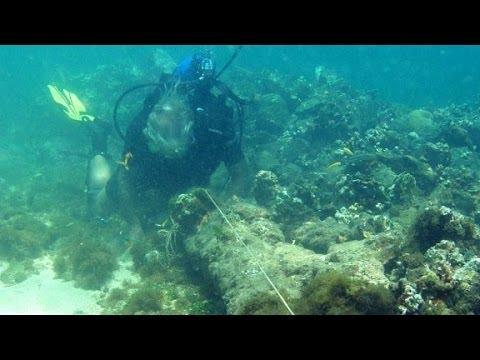Sunken ship off Haiti may be Columbus' Santa Maria