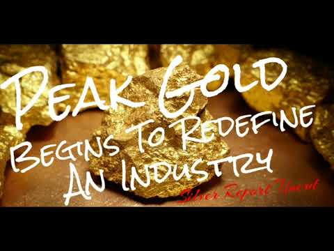 Peak Gold and Silver Begins to Redefine and Industry