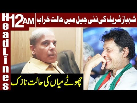 Shahbaz Sharif is in Extreme Trouble | Headlines 12 AM | 8 December 2018 | Express News