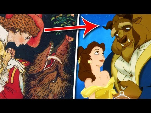 The Messed Up Origins of Beauty and the Beast | Disney Explained - Jon Solo