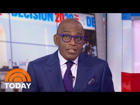 Al Roker Reveals He's Been Diagnosed With Prostate Cancer   TODAY