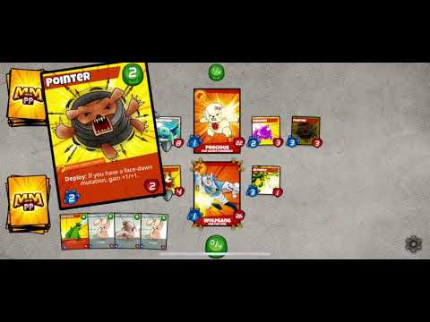 Playing t & h and Cardpocalypse |