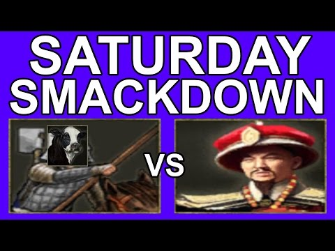 EPIC STREAM: Snowww VS Aizamk [Entire Series] - Saturday Smackdown w/ Zuta & Interjection!