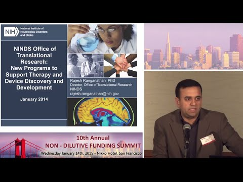 NINDS - New Programs to Support Therapy and Device Discovery and Development in Neurology