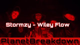 STORMZY x WILEY FLOW | REACTION | PLANET BREAKDOWN