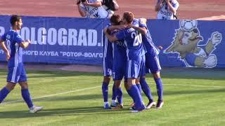 видеообзор матча Ротор Волгоград   Зенит 2