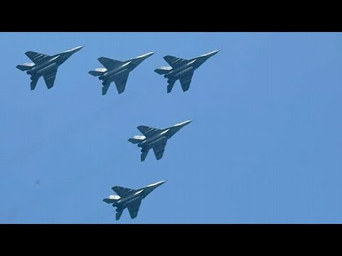 a-look-at-the-mighty-fighter-jet-fleet-of-the-indian-air-force:-rafale,-tejas,-sukhoi-and-more