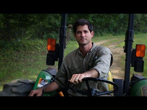 Ryan Wiebe Organic Farming