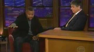 (Big Sky Motion Pictures) Cuba Gooding Jr. Late Show