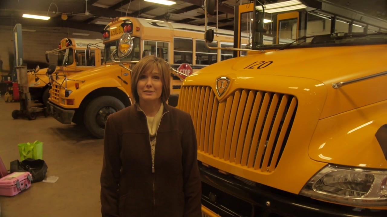 Class B Cdl School Bus Pre-trip Demonstration 2019