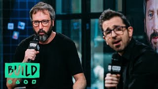 Tom Green Found A Voice Through Comedy