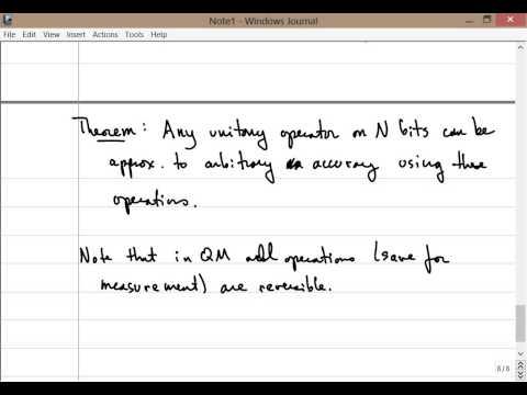 Quantum Theory, Lecture 25: Quantum Computing. Quantum Cryptography. Deutsch's Algorithm.