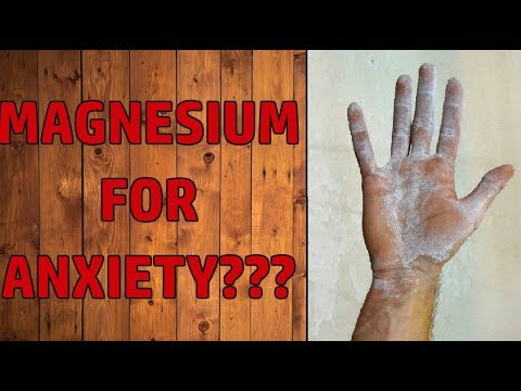 Best magnesium supplement for anxiety? | What is the best form of magnesium for anxiety?