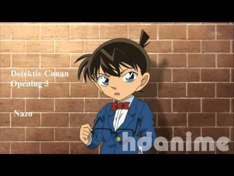 Detective Conan - Opening 3 JP