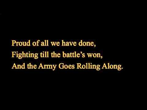 New Army Song