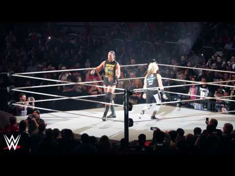 Enzo Amore und Big Cass Entrance: WWE Live in Düsseldorf, 22. Feburar 2017