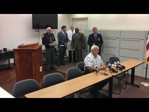 Portage County Sheriff's Office press conference