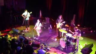 Deerhoof live Paradise Girls