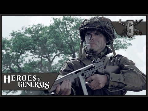 The Thompson Bad-Ass - Heroes and Generals - US Infantry Gameplay 1440p60