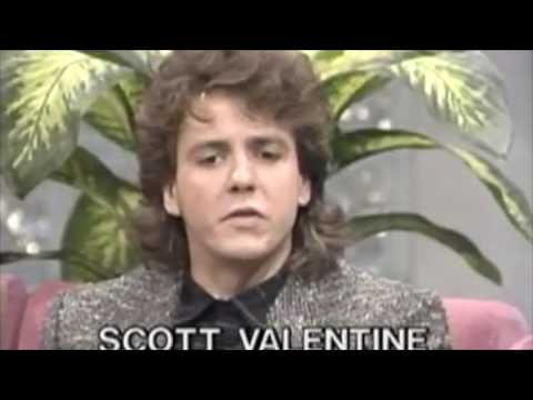 Scott Valentine: Family Ties