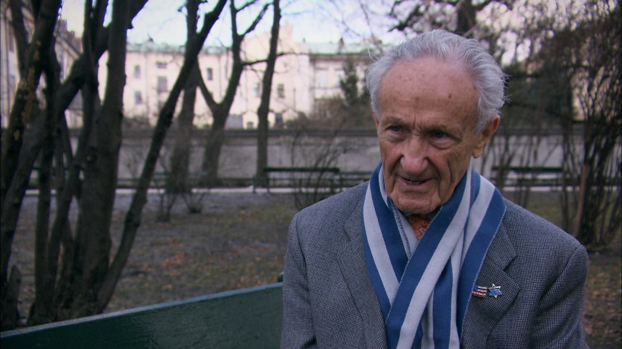 EdMosberg is92and Survived2 Concentration Camps, But Now He's Happier Than Most People