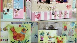 ManosalaObraTv - Programa 32 - Pintura Decorativa - Cuadros Decorativos Sublimacion