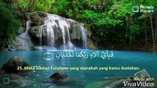 Download Video Story Wa VivaVideo - Surat Ar Rahman ayat 25 - 28 MP3 3GP MP4