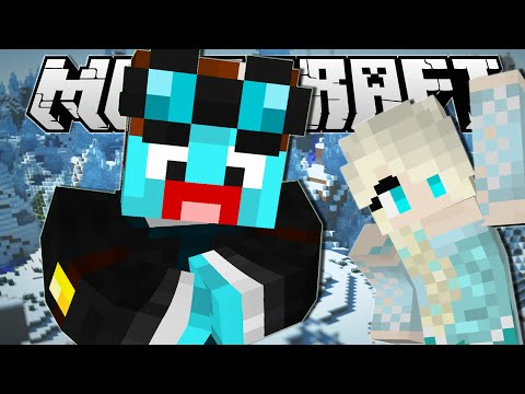 Minecraft | THE FROZEN MAP!! | Death Run Minigame