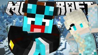 minecraft   the frozen map   death run minigame
