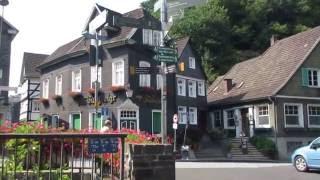 Германия Средневековый замок Золинген (красивые пейзажи,гадалка,средневековое орудие пыток(, 2016-08-22T19:13:26.000Z)