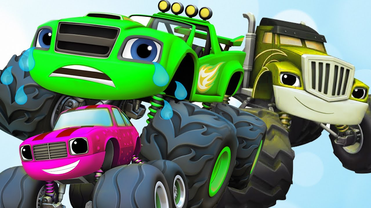 It's just an image of Universal Blaze and the Monster Machines Images
