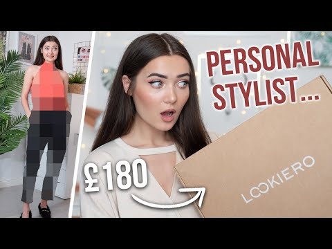 I PAID AN ONLINE PERSONAL STYLIST TO CHOOSE MY OUTFITS...