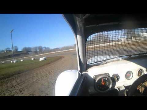 Dan Mech #37 Practice Lafayette County Speedway