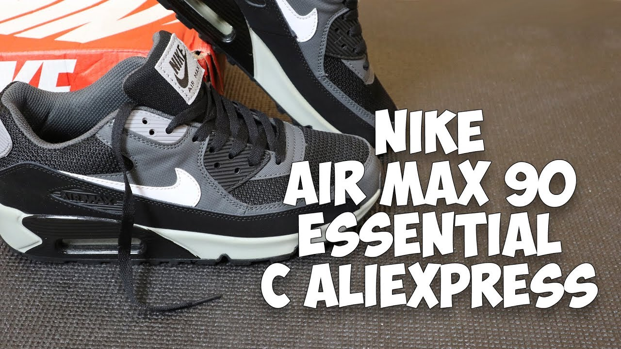 03cc08c354fb Кроссовки NIKE Air Max 90 Essential с Aliexpress   Качественная копия за  3000 рублей