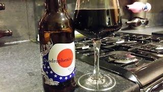 (4K) Siren Craft Brew Quadrophenia Belgian Dark Strong Ale   British Craft Beer Review