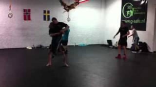 G-safe Krav maga training