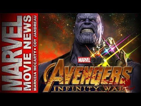 Avengers: Infinity War SPOILER Review & More! | Marvel Movie News Ep 178