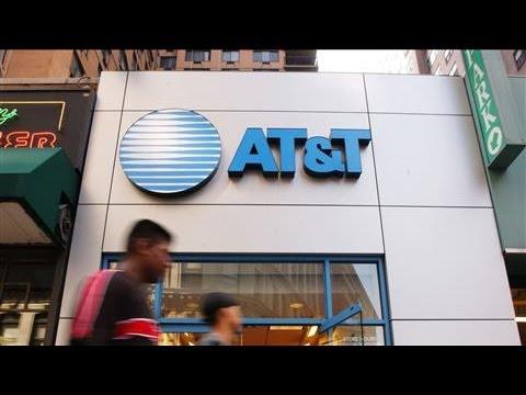 AT&T, Time Warner in Merger Talks