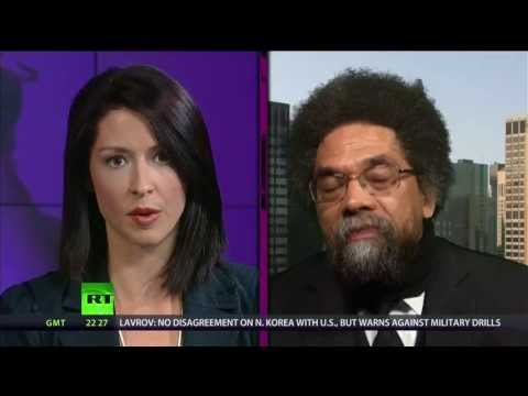 Dr. Cornel West on Racism, Inequality, & American Empire