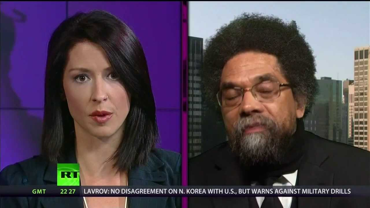 dr cornel west on racism inequality american empire
