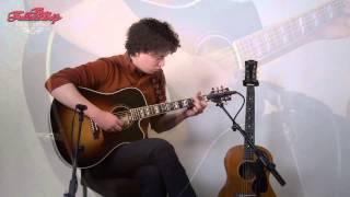 Gibson Hummingbird Pro Cutaway at The Fellowship of Acoustics