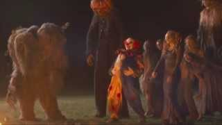 Behind-The-Scenes on Goosebumps (Movie B-Roll & Bloopers) - Jack Black, Odeya Rush, Dylan Minnette